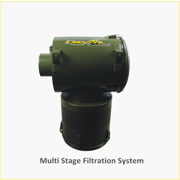 Multi Stage Filtrations System