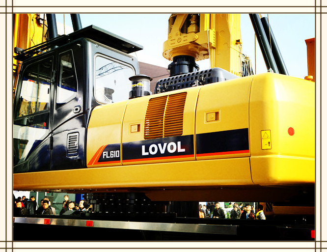Rotary Driller - Lovol