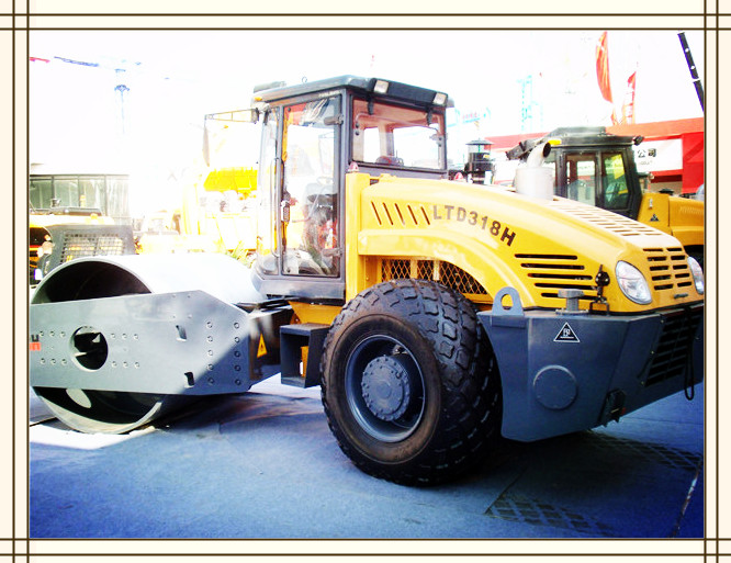 Road Roller - Lutong