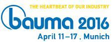 BAUMA MUNICH  2016 (A3  620B)