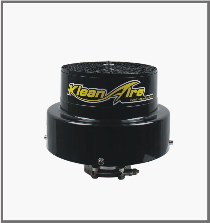 水平安装型空气预滤器