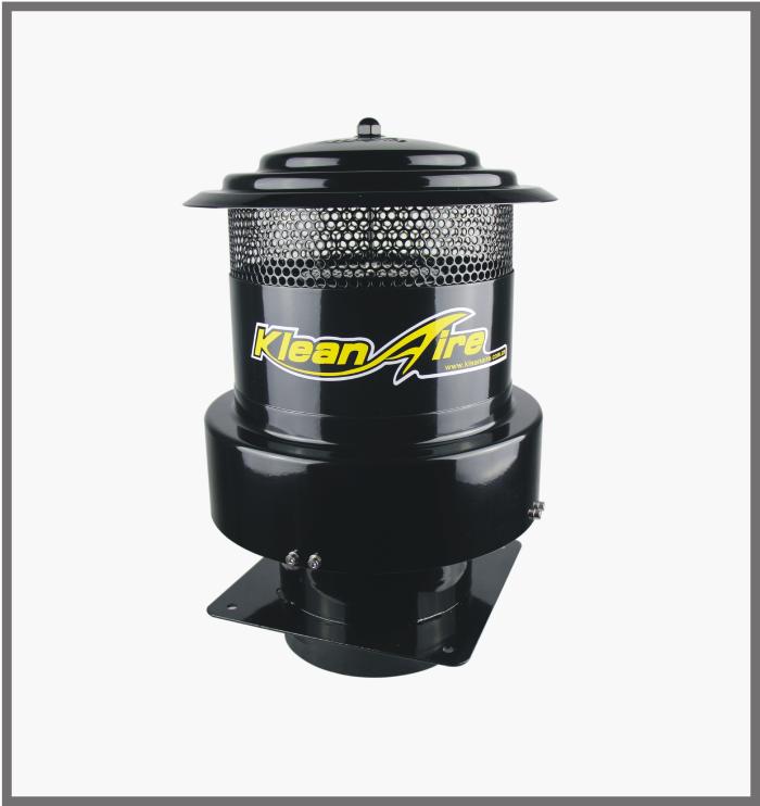 一体安装型空气预滤器